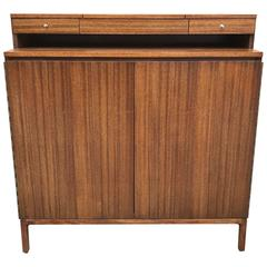 Tall Gentleman's Chest Dresser by Paul McCobb for Calvin the Irwin Collection