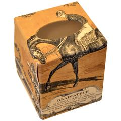 Equestrian Tissue Box Cover