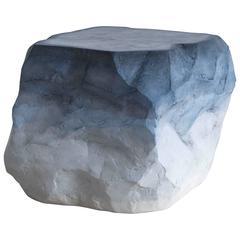 Drift Side Table, Sand by Fernando Mastrangelo