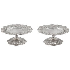 Sterling Silver Compotes