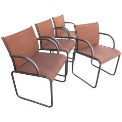 Set of Four Knoll International Chairs