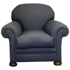 Early 20th Century English Club Chair