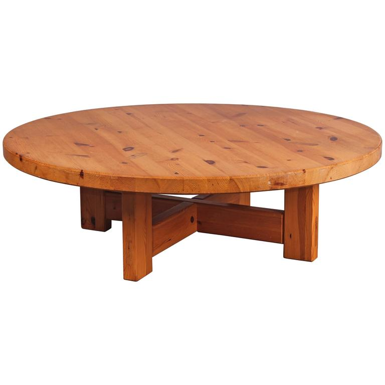 Pine Coffee Table Mexican