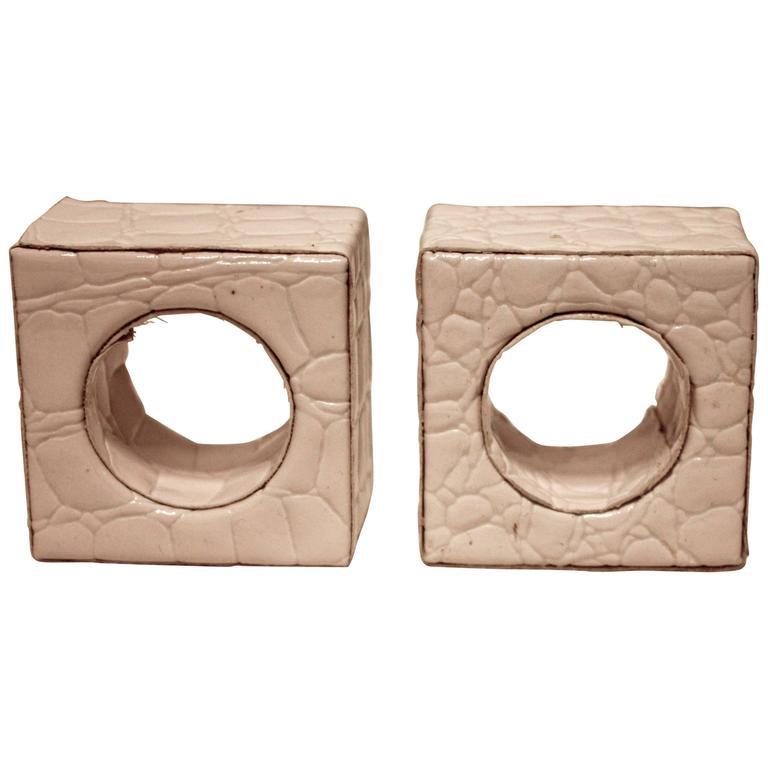 Set of Two Napkin Rings