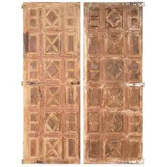 Spanish 18th Century Doors