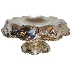 Wonderful Bailey Banks & Biddle Co. Sterling Silver Pedestal Centerpiece Bowl
