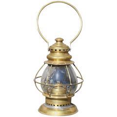Brass Cabin Lantern