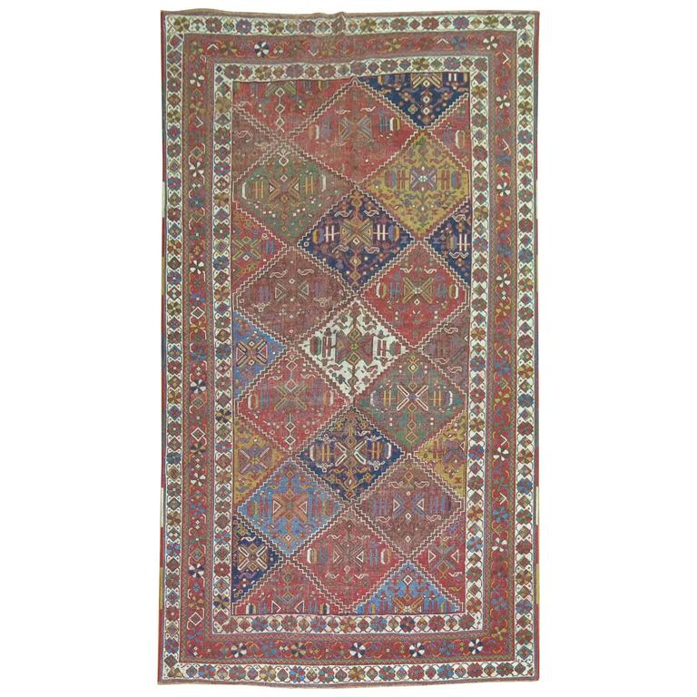 Shabby Chic Persian Rug For Sale