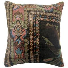Antique Rug Pillow