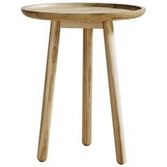 Ren Side and Accent Table in Natural Ashwood