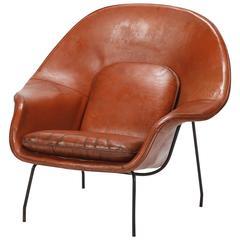 Eero Saarinen Womb Chair Florence Knoll, 1948