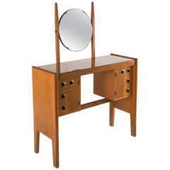Vanity Table Designed by Raffaella Crespi for Elam, 1962