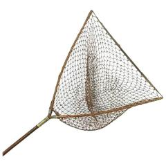 Vintage Hardy Salmon Landing Net