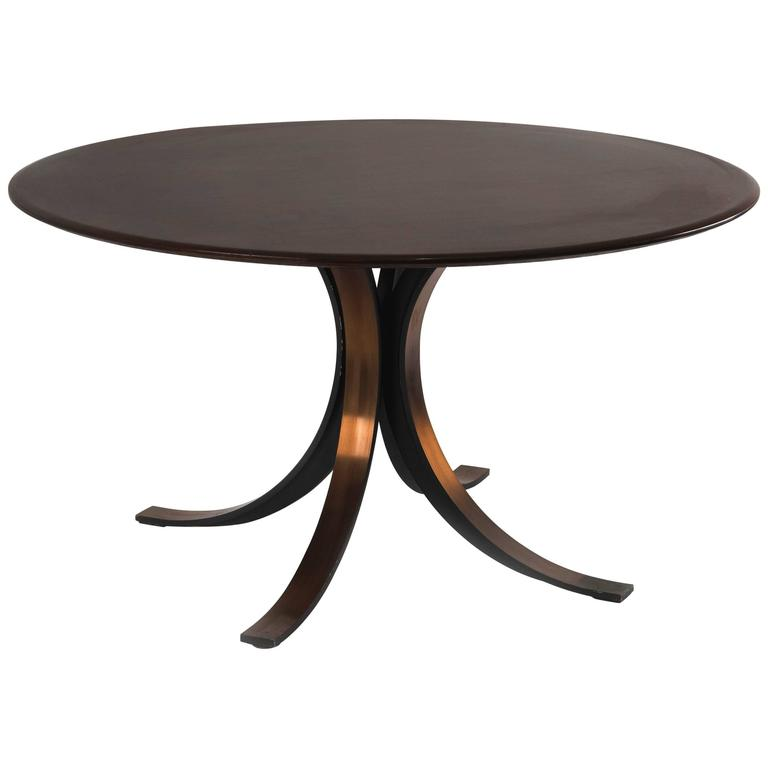 """T69"" Table by Osvaldo Borsani and Eugenio Gerli for Tecno, 1964"