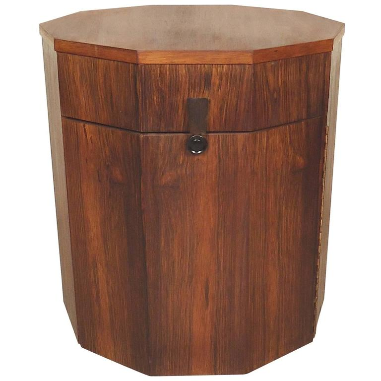 Harvey Probber Side Table or Cabinet