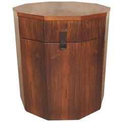 Harvey Probber Side Table or Cabinet