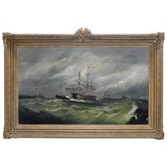 Early 19th Century British Marine Painting