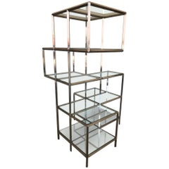 Unusual German Etagere Store Display
