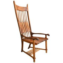 California Studio Craft Lounge Chair by Charles Jacobs