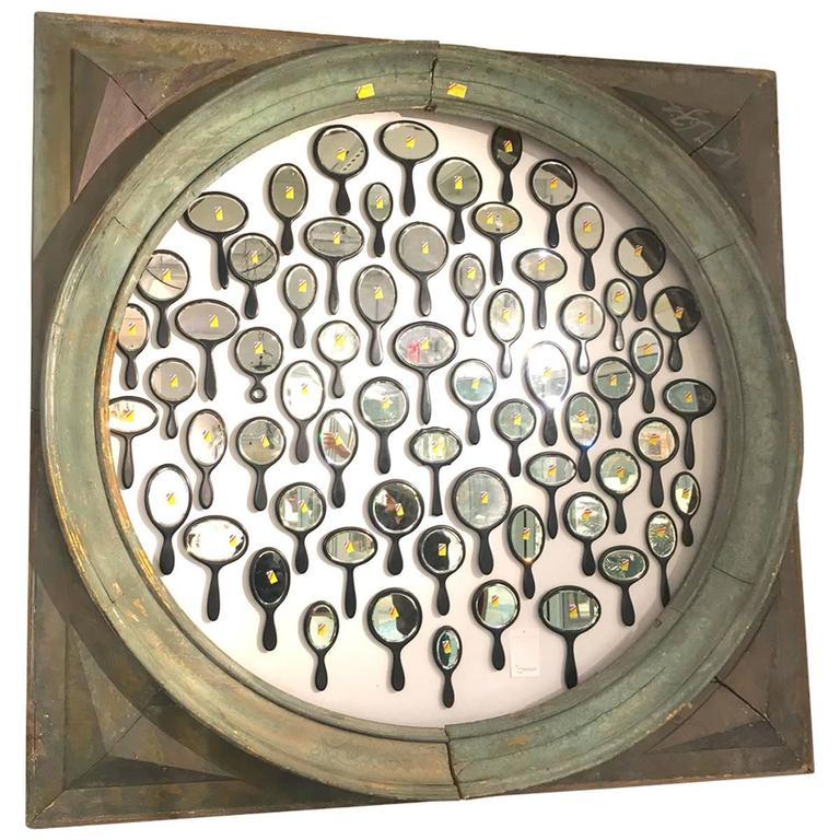 18th Century Italian Ceiling Molding or Frame