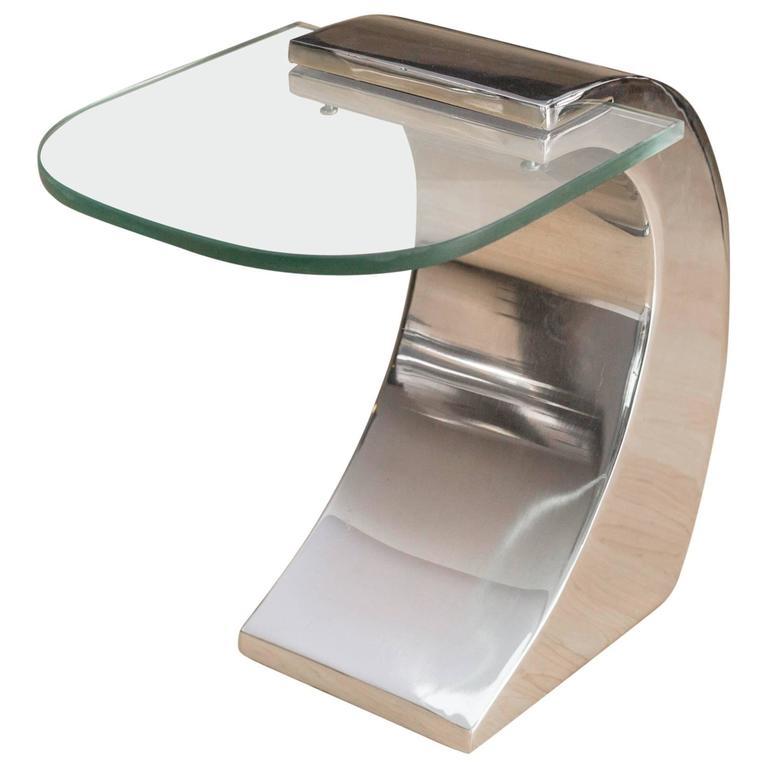 Pierre Cardin set of 3 Side Tables 1