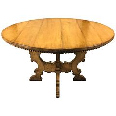 Italian Table from Charles Pollack Collection by William Switzer