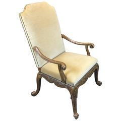 George II Style Chair from the Charles Pollack Collection by William Switzer