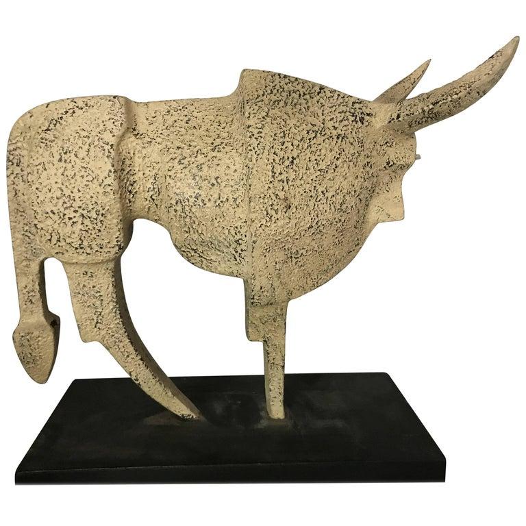 20th Century Plaster Sculpture