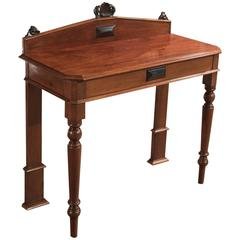 Antique Console Table, Victorian, Scottish Hall, Circa 1850