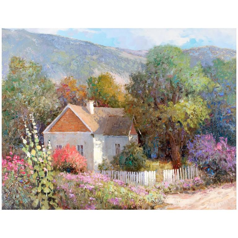 Serene Country Home By Kent Wallis For Sale At 1stdibs