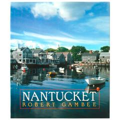 Nantucket by Robert Gambee, Signed First Edition