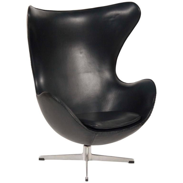 Swell Arne Jacobsen Egg Chair In Edelman Leather Ibusinesslaw Wood Chair Design Ideas Ibusinesslaworg
