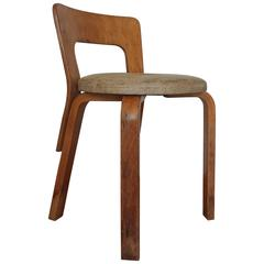 Alvar Aalto Low Back Stool