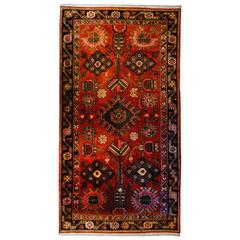 Beautiful Mid 20th Century Khotan Rug