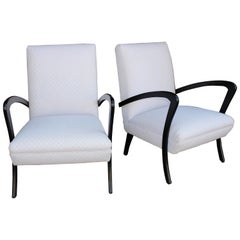 Italian Chairs in Style of Paolo Buffa
