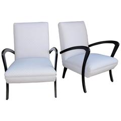 Italian Chairs in Style of Paolo Buffa