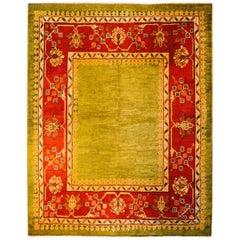 Wonderful Early 20th Century Oushak Rug