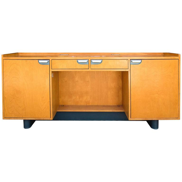 walt disney animation studios credenza desk by kem weber 1