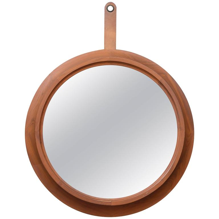 Danish Modern Mirror For