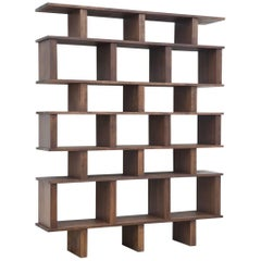 Tall 'Verticale' Shelving Unit by Design Frères
