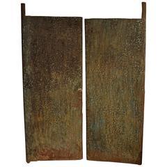 Antique Set of Doors