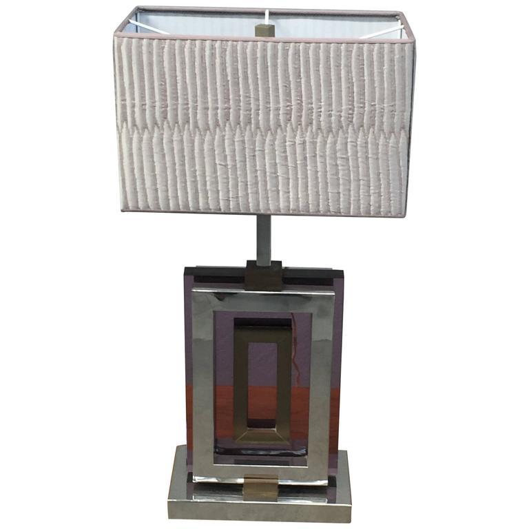 Elegant Table Lamp by Romeo Rega