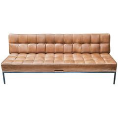 Johannes Spalt Constanze Sofa Daybed Natural Leather