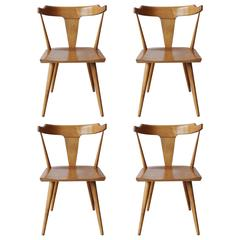 Set of Four McCobb Dining Chairs