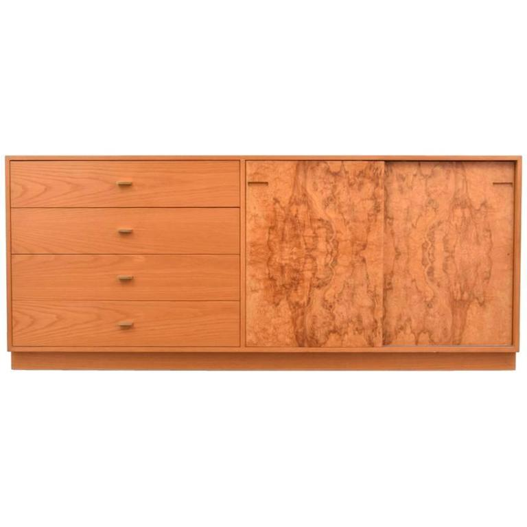 Harvey Probber Credenza, 1960s, USA For Sale