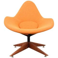 Lounge Chair in the manner of Pierre Paulin, 1960s, France