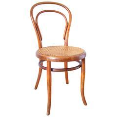 Viennese Chair Gebrüder Thonet Nr.14, circa 1870