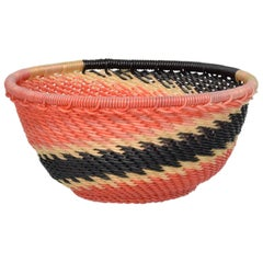 Small Wire Basket after Navajo Indian American