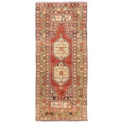 Vintage Cappadocia Long Rug