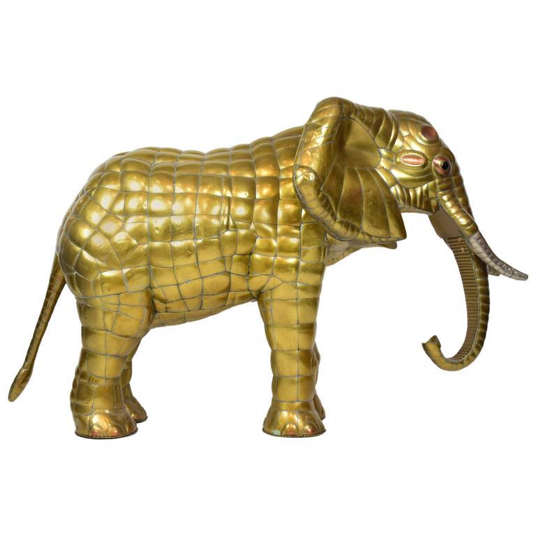 Sergio Bustamante Elephant
